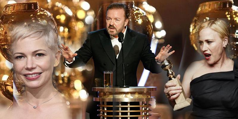 Los Globos de Oro vuelven a convertirse en una plataforma reivindicativa en vez de en una entrega de premios