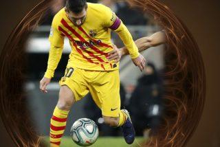 Así fue la genialidad de Messi ante el Espanyol que fastidió Luis Suárez