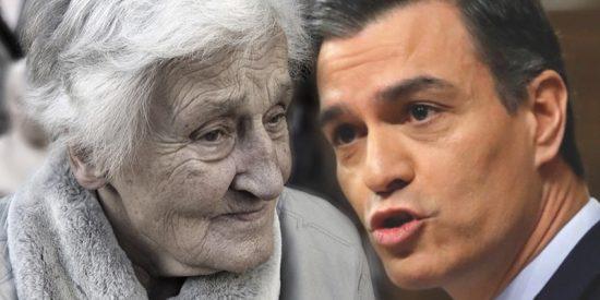 Pensiones: el colapso del sistema pillará a España con el peor y más irresponsable gobierno de suHistoria