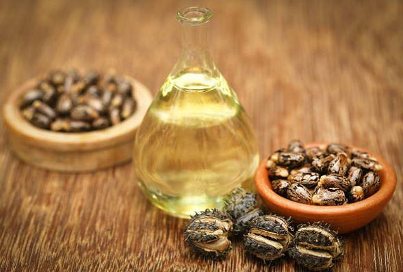 aceite de ricino cosmética natural