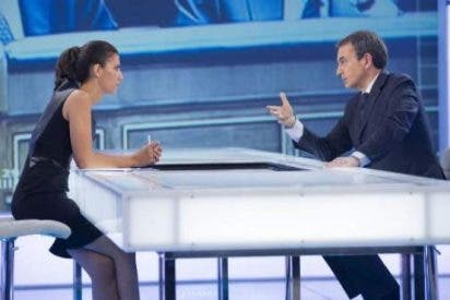 Zapatero se cabrea y tartamudea cuando Ana Pastor le recuerda que es objetivo de la justicia de Bolivia