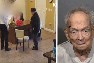 Anciano de 93 años le dispara a un hombre por no arreglar su tubería