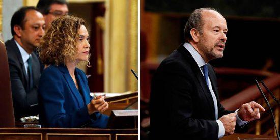 Campo, el ministro de Justicia novio de Batet que quiere excarcelar a El Chicle o Ana Julia Quezada