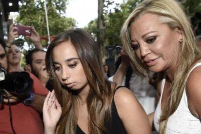 Belén Esteban enloquece en Telecinco por causarle un gravísimo incidente a su hija, Andrea Janeiro