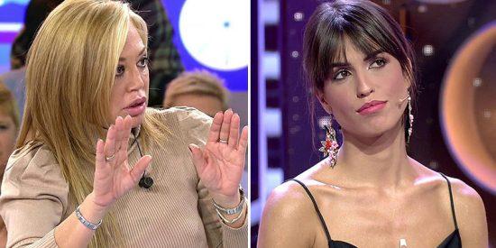 Belén Esteban sentencia a Sofía Suescun en la nueva 'guerra' de Telecinco con cuatro palabras tajantes