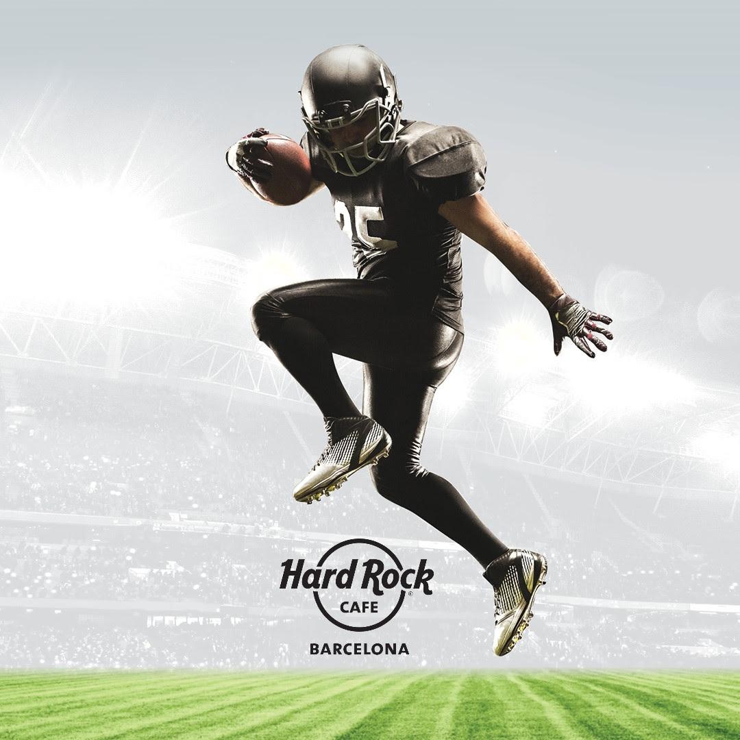 THE BIG GAME: La gran fiesta del Fútbol Americano un año más en Hard Rock Cafe Barcelona