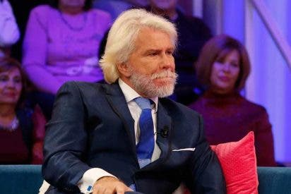 """Edmundo Arrocet se somete a una cirugía estética y le sale de pena: """"Le quemaron la cara"""""""