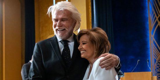 Bigote Arrocet y su último adiós a María Teresa Campos: La 'muerte' más vergonzosa