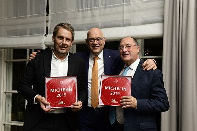 Los vinos de Carlos Moro han protagonizan la presentación de la Guía Michelin de Polonia 2020
