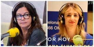 El Quilombo / Cayetana frena en seco a Àngels Barceló en la SER: