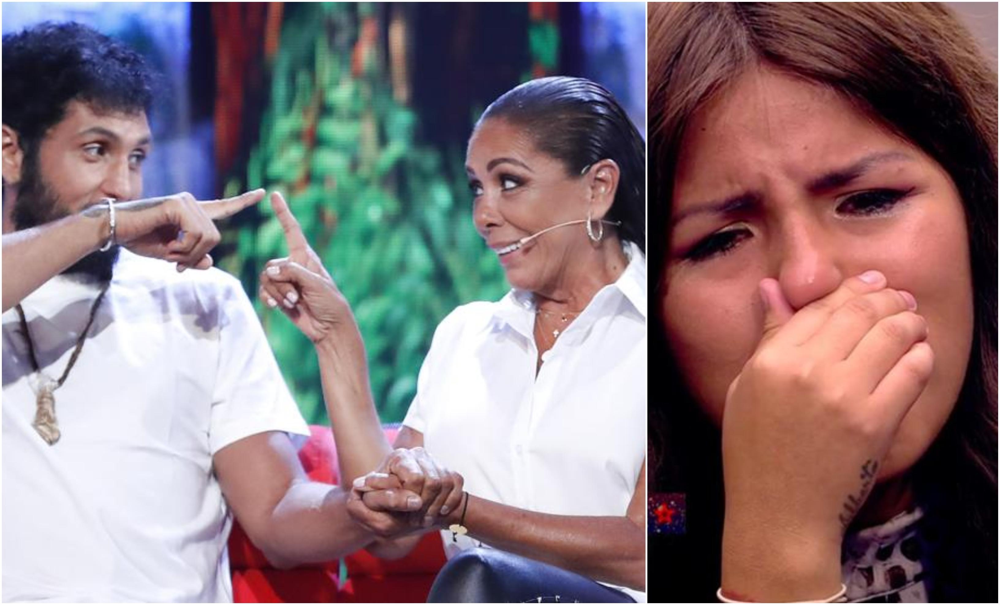Chabelita se queda pasmada ante el 'plantón' de su madre en Madrid: prefiere quedar con Omar Montes