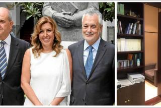La Junta de Andalucía de Chaves, Griñán y Díaz es un quilombo: drogas, dinero de los parados para señoritas...y ahora un hidromasaje camuflado