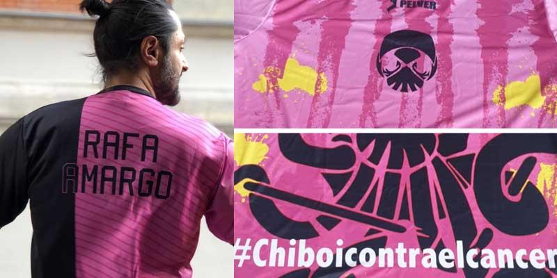 Personalidades de la cultura y el deporte se suman a la iniciativa solidaria del club 'Chiboi' para luchar contra el cáncer