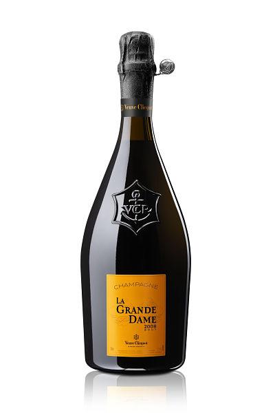 Descubre La Grande Dame 2008, el nuevo vintage de Veuve Clicquot