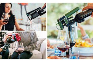 Coravin obtiene la máxima calificación del análisis de sistemas de preservación del vino de la prestigiosa revista K-Tipp