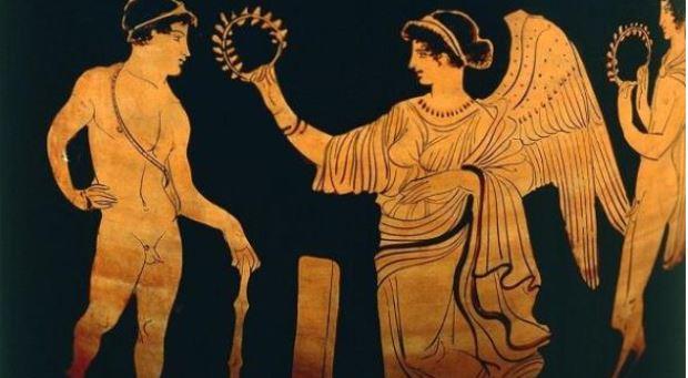 laurel en la mitología
