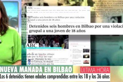 El Burladero / El siniestro empeño del duopolio televisivo por ocultar la nacionalidad de los violadores extranjeros durante 2019
