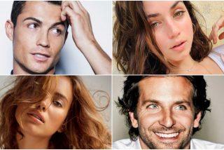 De cómo Cristiano y Ana de Armas cerraron el círculo amoroso junto a Irina Shayk y Bradley Cooper