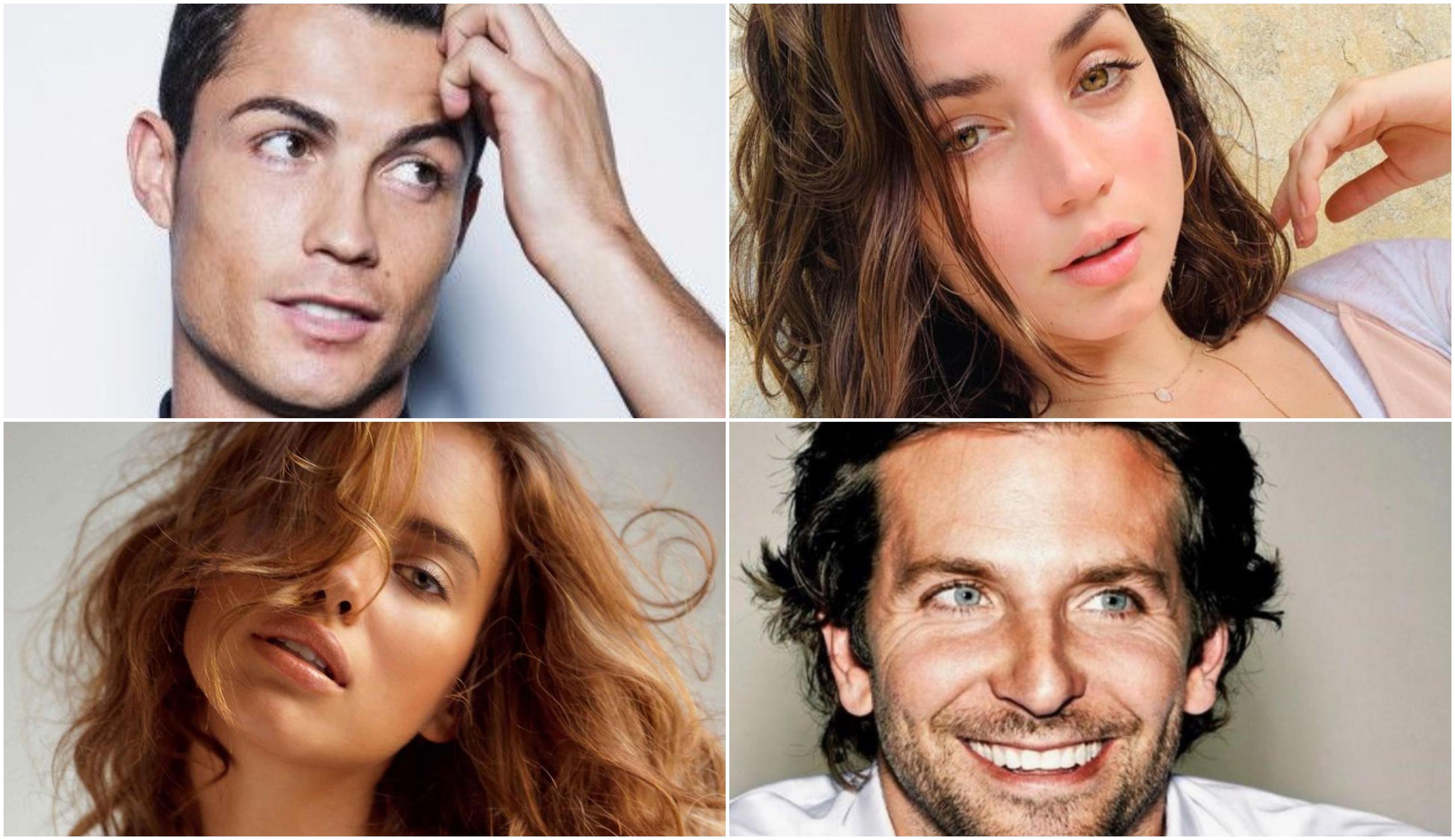 De cómo Cristiano Ronaldo y Ana de Armas cerraron el círculo amoroso junto a Irina Shayk y Bradley Cooper