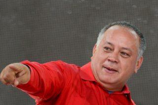 Diosdado Cabello se burla del corresponsal de El País, agredido y robado en Caracas