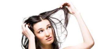 Disimular el pelo sucio