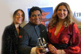 """Chef peruano Edwin Castro Saona, premiado como """"Chef revelación en España"""""""