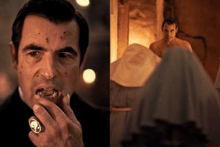 La terrorífica y original publicidad de 'Drácula', la apuesta de Netflix para 2020