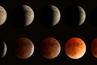 Eclipse lunar: el vídeo que le muestra cómo se verá