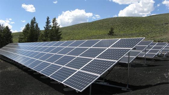 Energía Fotovoltaica (Fuente: Pexels)