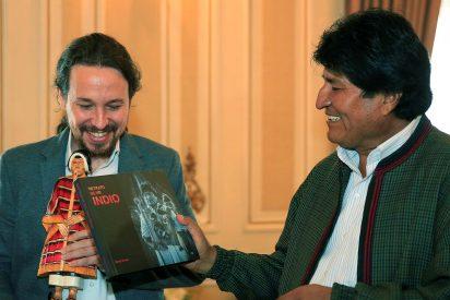 Bolivia comunica oficialmente a España la citación a Pablo Iglesias