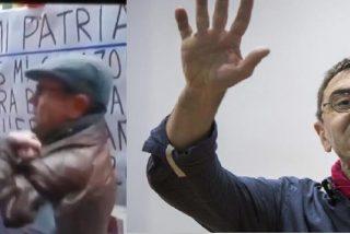 La ruin burla de Monedero al español reducido por pedir la unidad de España