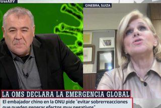 ¿Especial Ábalos? ¡No! Ferreras y Flich 'se agarran' al coronavirus para pasar de puntillas por el escándalo que retrata al Gobierno