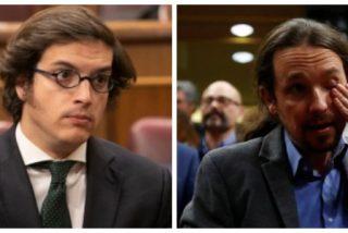 """José María Figaredo (VOX): """"Podemos y PSOE han convertido el Congreso en un reality show para que les vean llorar a lágrima viva"""""""