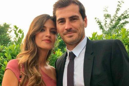Iker Casillas y Sara Carbonero hacen 'las paces' con los padres del futbolista