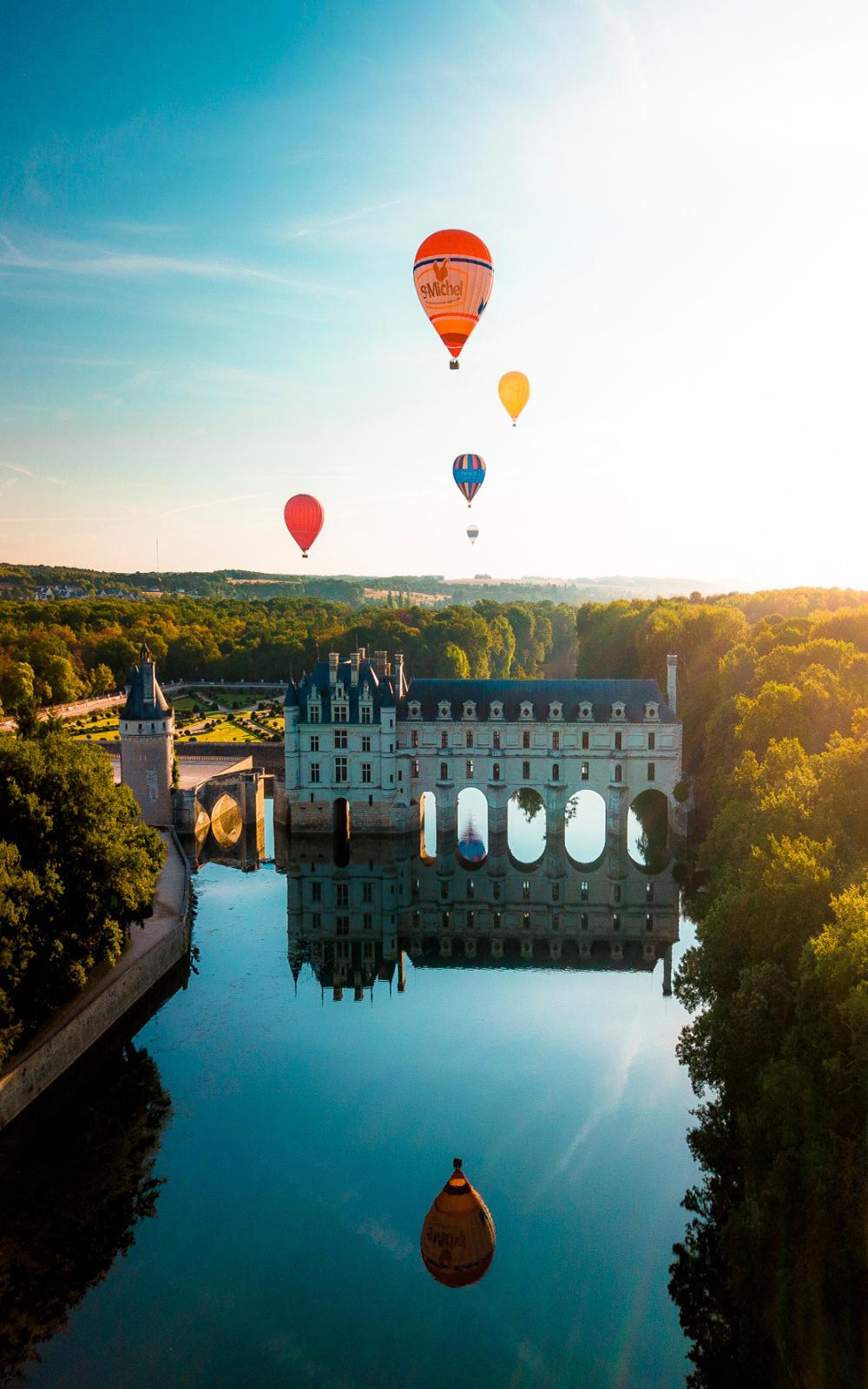 Castillo de Chenonceau, Francia: Imagen destacada del día