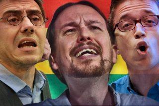 """Bolivia llamará a declarar """"en días"""" a Iglesias, Monedero, Errejón, Zapatero y Garzón"""