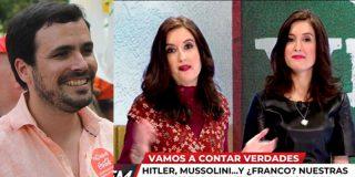 Las nuevas expertas de Risto Mejide dejan con el culo al aire al comunista ministro Garzón