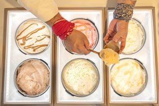 Tras los helados, llegan a The Pâtissier by Ricardo Vélez-Bulbiza los gofres y las cookies de autor