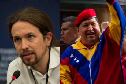 """El sueño de Hugo Chávez se cumple: """"El chavismo llega a España"""""""
