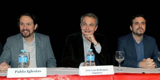 Torreblanca hiela la sangre de los socialistas de bien insinuando que Zapatero es el 'agente tapado' de Iglesias