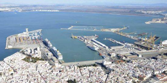 Ruta de los puertos del Atlántico. Cádiz.