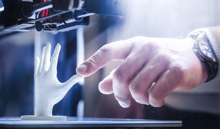 La económica tecnología que hará 10.000 veces más rápida la impresión 3D