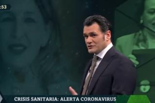 Iñaki López protagoniza en 'laSexta Noche' un papelón digno de los Goya ocultando el 'caso Ábalos'