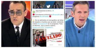 El Quilombo / Joaquín Prat ajusta cuentas en directo con Risto Mejide: