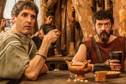 'Justo antes de Cristo' estrena segunda temporada: El gravísimo problema que tiene Movistar+ con sus series