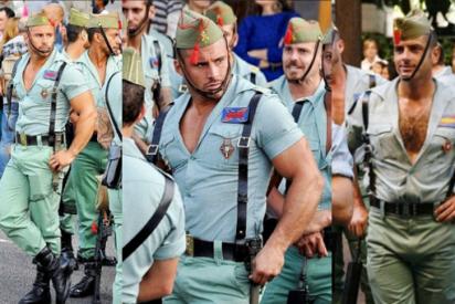 """La Legión Española: """"El cuerpo más sexy de Europa"""" cumple 100 años"""