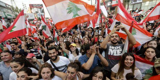 Líbano: las jornadas de protestas violentan registran al menos 70 heridos