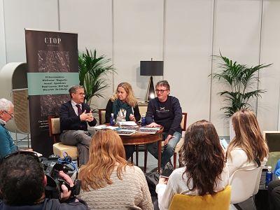 Cosentino presenta C-Top Restaurants, un libro con la esencia creativa de las grandes cocinas con estrella: reúne nueve restaurantes con estrella Michelin