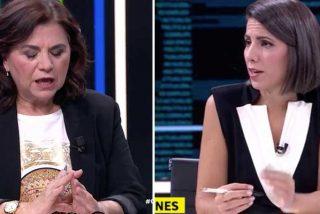 Lucía Méndez prefiere cuidar su silla en Atresmedia y tirar mierda contra su periódico, El Mundo