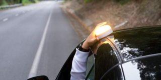 Luz de emergencia Help Flash
